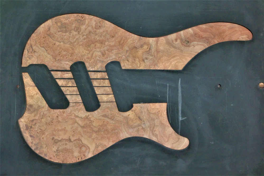 1294 Walnut Burl - AB Only