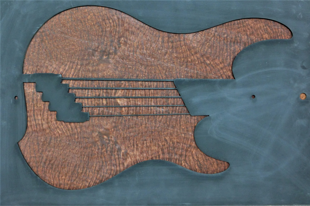 1368 Redwood Lace Burl