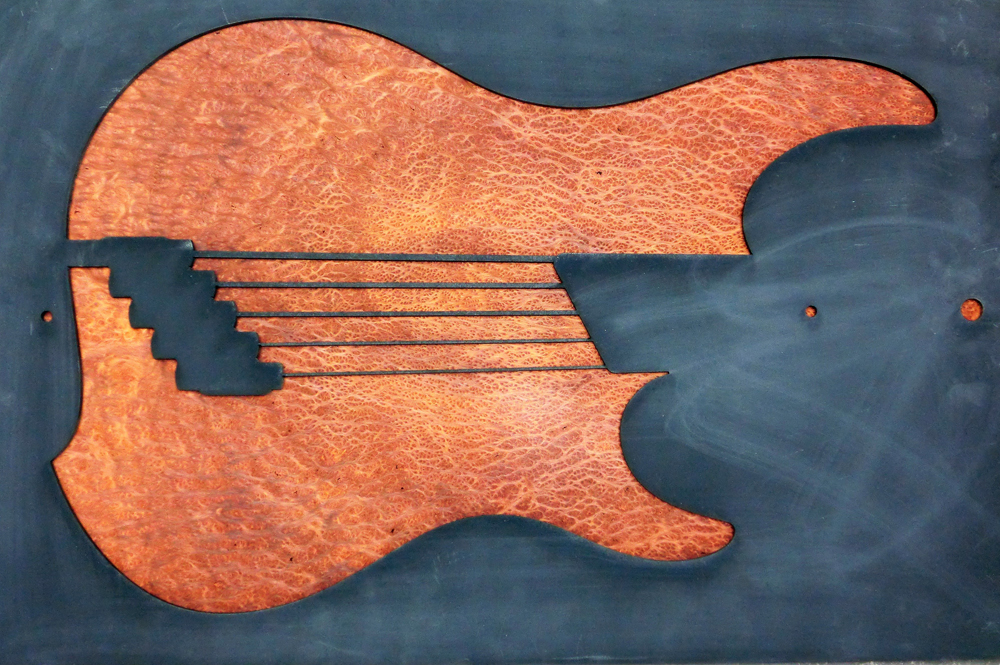 1369 Redwood Lace Burl