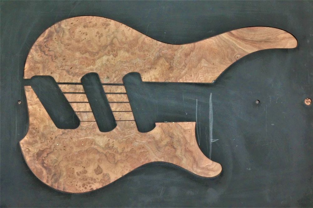 1383 Walnut Burl - AB Only