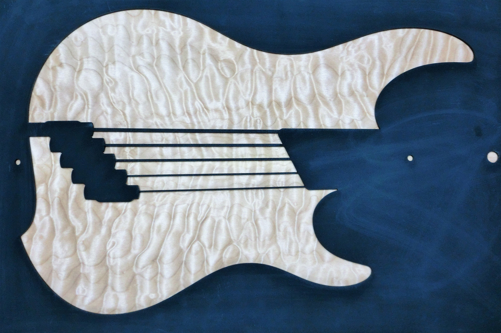 1395 Quilted Maple