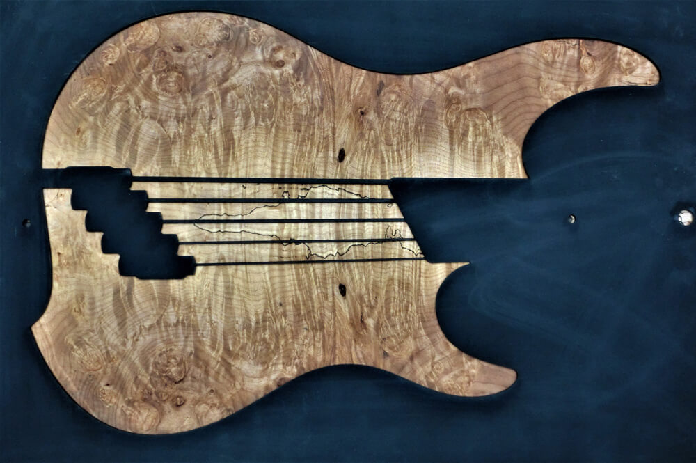 1458 Maple Burl