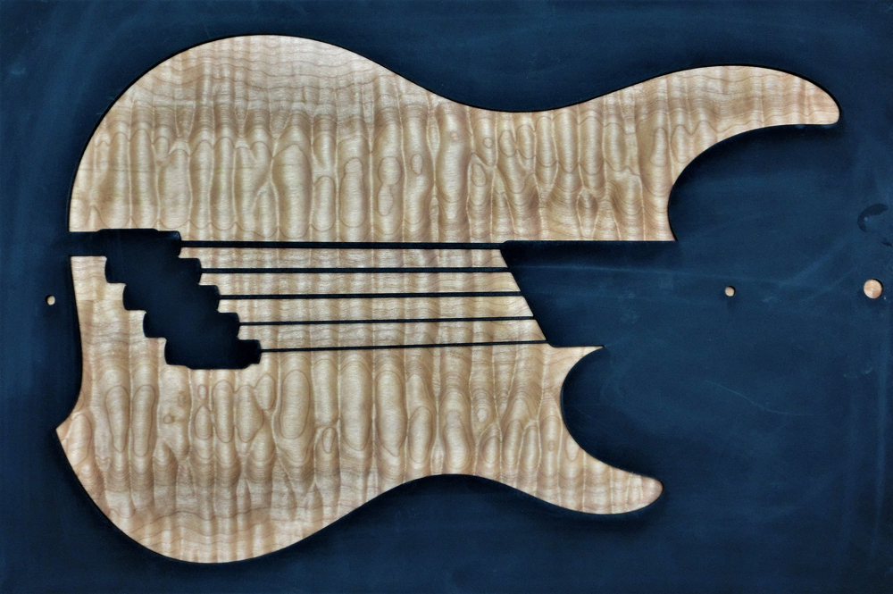 1439 Quilted Maple
