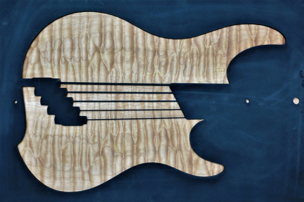1442 Quilted Maple