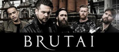 CHRISTIAN STURGESS ON TOUR WITH BRUTAI NOW - November 23, 2017