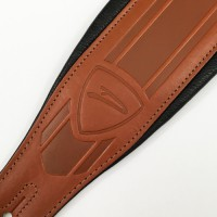 Dingwall Racing Stripe Straps - Brown